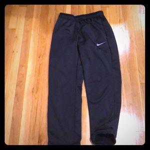 Nike fleece lined sweats